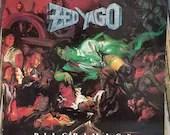 Zed Yago Pilgrimage 1989 ...
