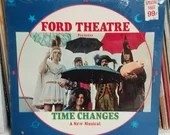 Ford Theatre Time Changes...