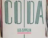 Led Zeppelin CODA Atlanti...
