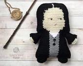 Ragdoll Snape Crochet Pattern