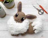Eevee Crochet Pattern