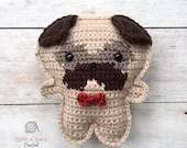 Pocket Pug Crochet Patter...