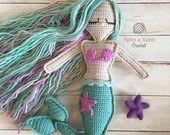 Ragdoll Mermaid Crochet P...