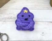 Lumpy Space Princess Crochet Pattern