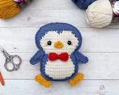 Penguin Amigurumi Crochet Pattern