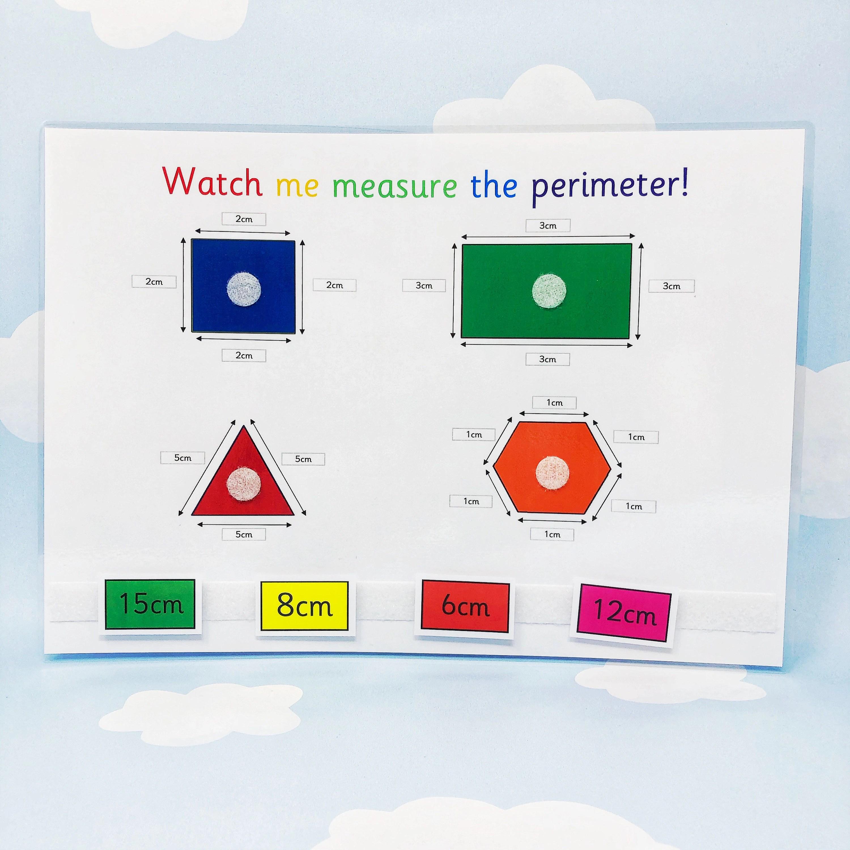 Measure Perimeter Ks2 Year 3 Activities Learning