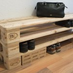 Shoe Rack Made Of Pallets Wunschhohe Up To Xxl 10 Floors Etsy