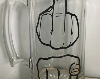 Download Middle finger | Etsy
