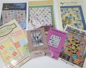 7 Quilting Patterns #3...