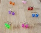 Mini Dice Earrings, Fun E...