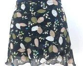Ballet wrap skirt Fall Leaves, different colours