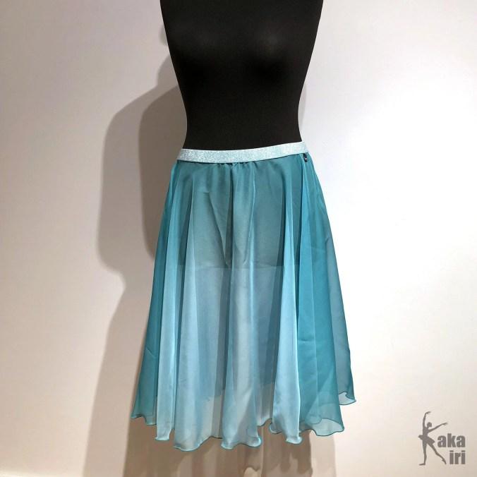 Ballet skirt ombré, circ...