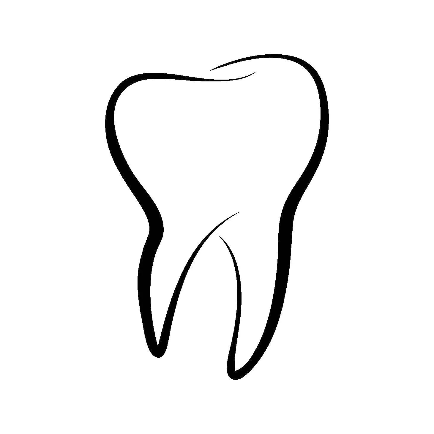 Zahn Zahnarzt Zahntechnik Dental Care Grafiken Svg Dxf Eps