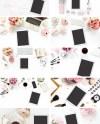 Book Ipad Mockups Ipad Pink Collection Mockups Feminine Etsy