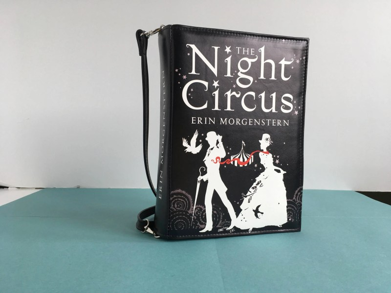 Etsy    Your place to buy and sell all things handmade The Night Circus Book Clutch Erin Morgenstern Book Clutch