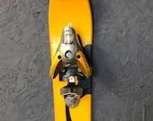 Apres Ski Bottle Opener - Upcycled & handmade