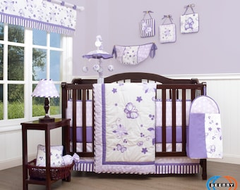 Crib Bedding Set Etsy