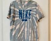Upcycled Tie Dye XL Nike T-Shirt