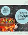 Cake Mockup Cake Background Cake Image Cake Mock Up Etsy
