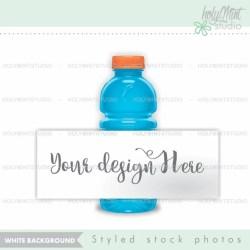 Bottle Mockup Bottle Mock Up Water Bottle Mockup Sport Etsy