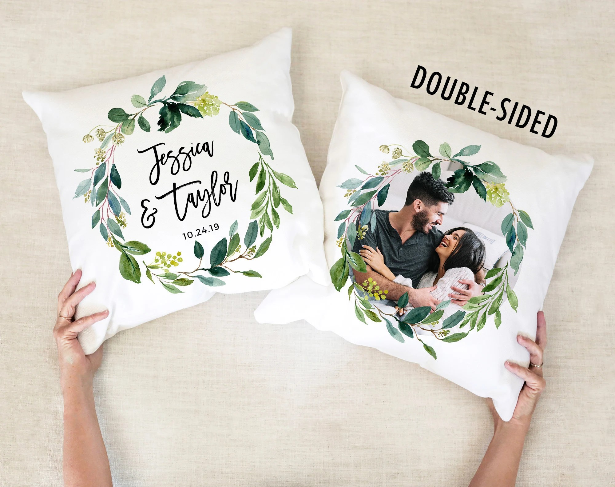 wedding gift pillow gifts for couples