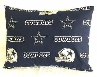 dallas cowboy pillow etsy