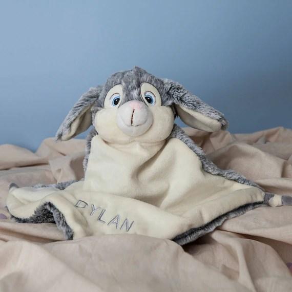Personalised baby comforter