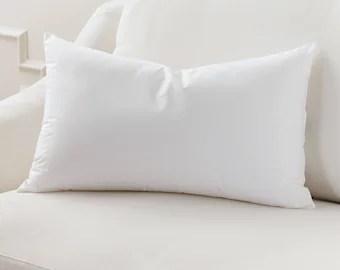15x15 pillow insert etsy