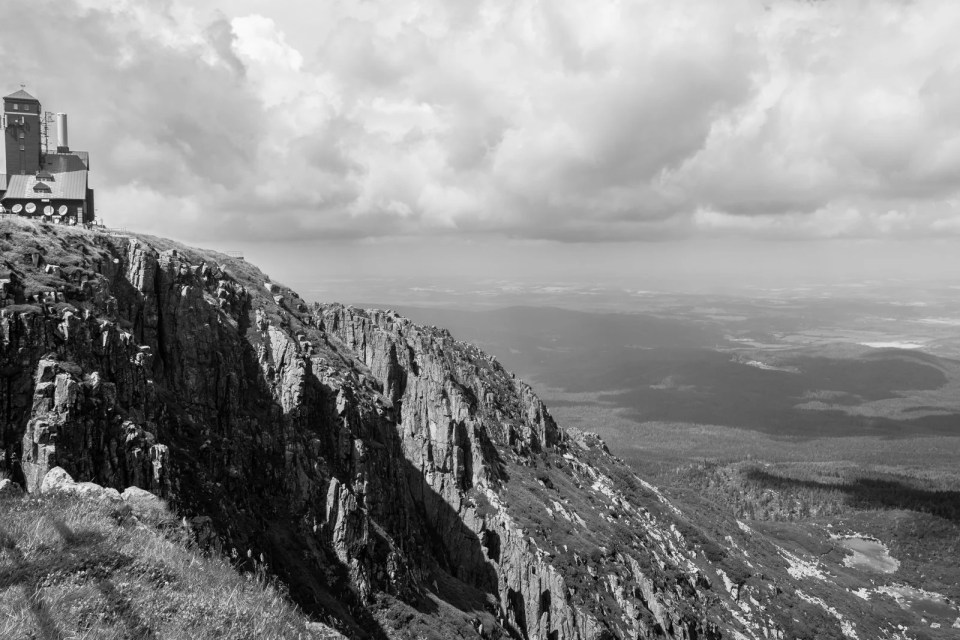 """Printed Author's Photography """"MOUNTAINS 1"""" - limited series"""
