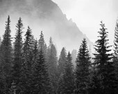 """Printed Author's Photography """"TATRA MOUNTAINS 1"""" - limited series"""