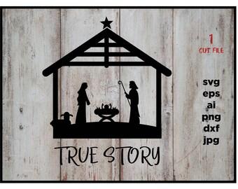 Download True story svg | Etsy