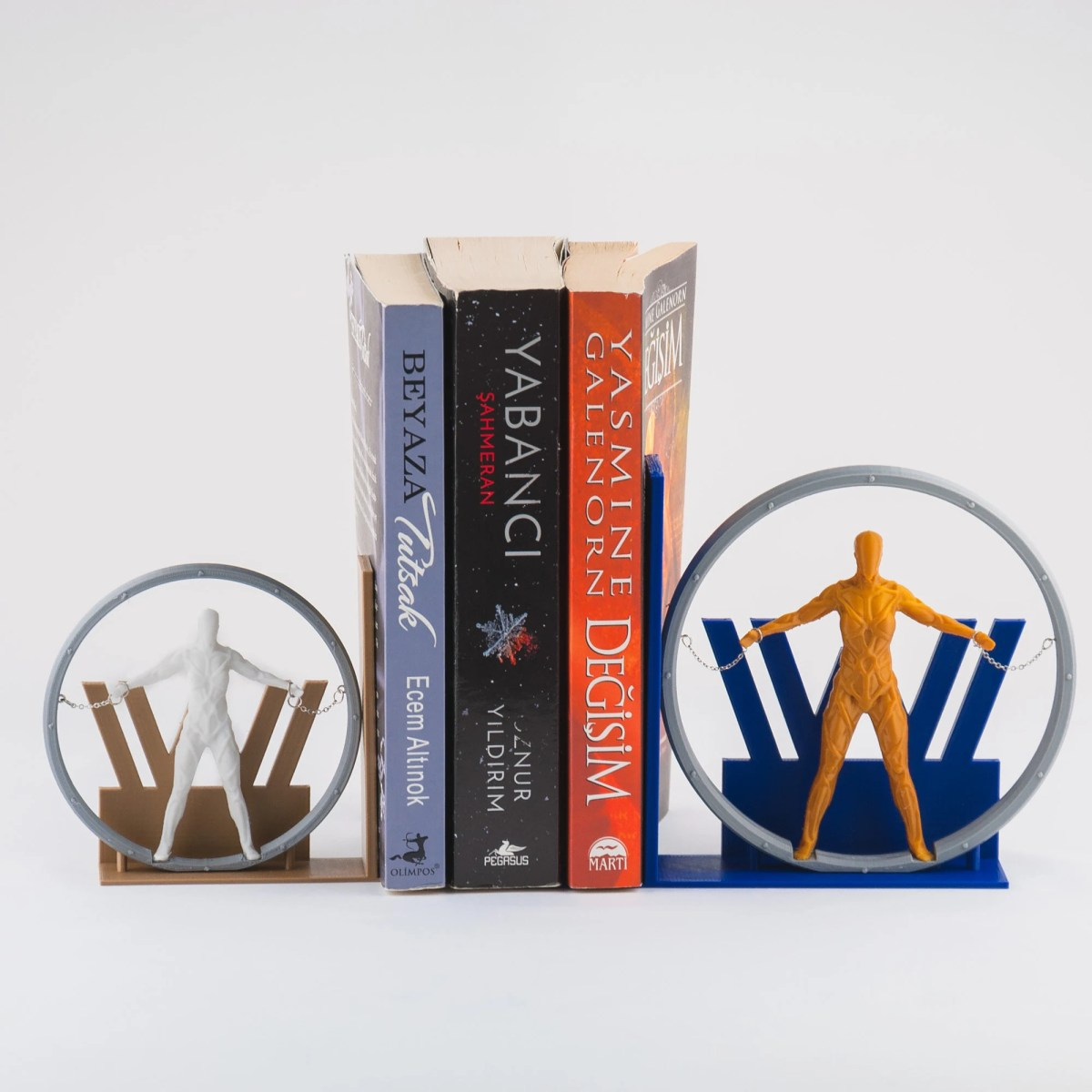 WestWorld Bookends, Book ...