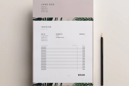 Business Invoice Template Excel Spreadsheet Custom   Etsy Business Invoice for Excel   Google Sheets  Instant Download Invoice  Template  Freelance Invoice  Photography Spreadsheet Template