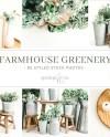 Farmhouse Greenery Styled Stock Photos Greenery Farmhouse Etsy