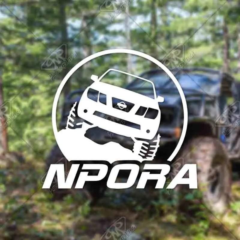 DECAL – [NPORA Nissan R...