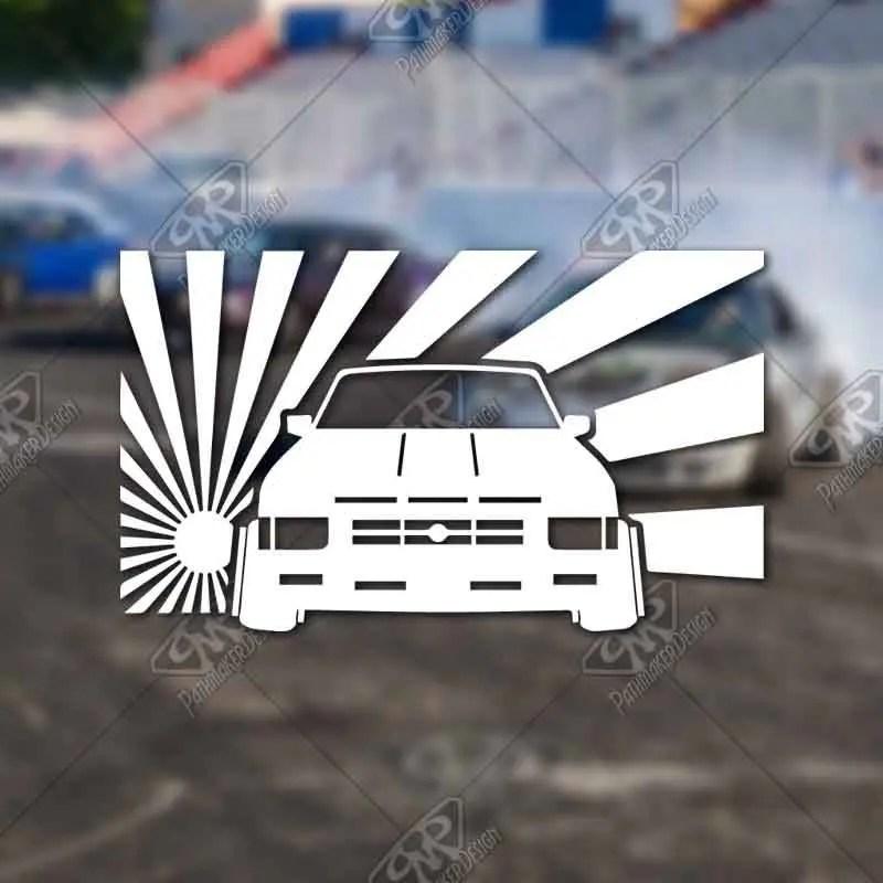 DECAL – [Nissan Hardbod...