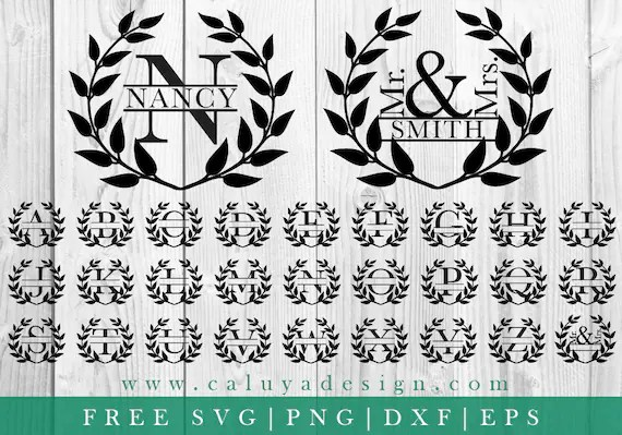 wreath template free svg # 77