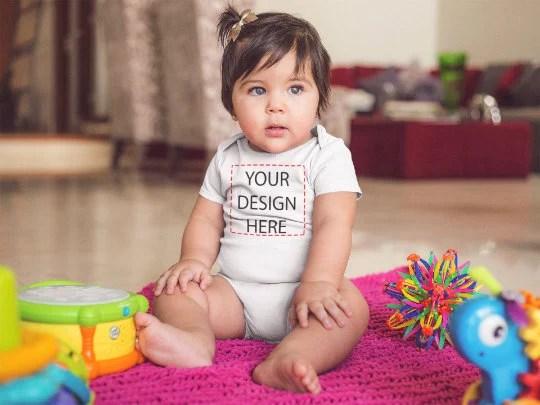 Custom Onesie  Personalized Onesie  Custom Baby Onesie  image 8