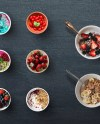 Flat Lay Scene Creator Breakfast Mock Up Customise Your Own Etsy