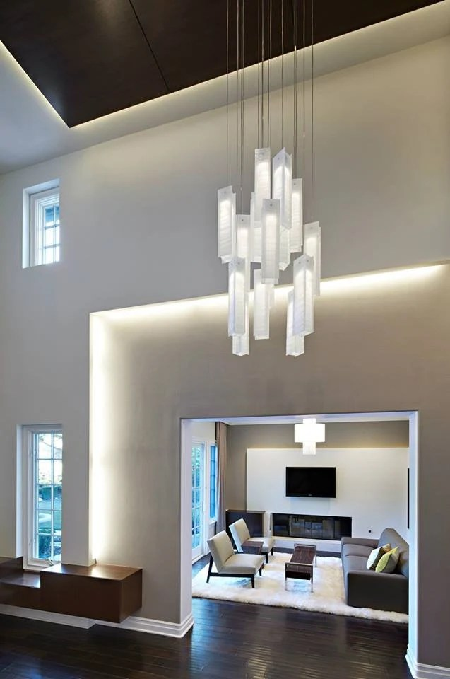 large entryway chandelier lighting modern light fixture for entryway foyer or high ceiling spaces art glass chandelier customized