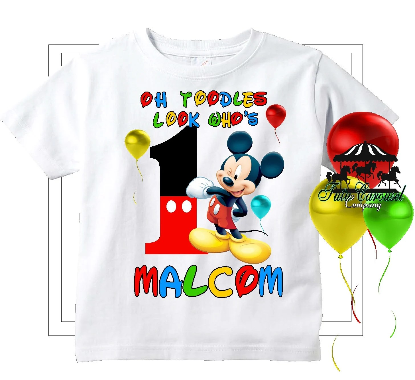 Parity Mickey Mouse Club Shirt Up To 63 Off