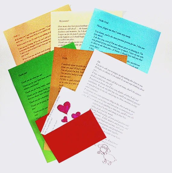 Baby Love Letter Pregnancy Instand Download Family Family Planning Father Gift