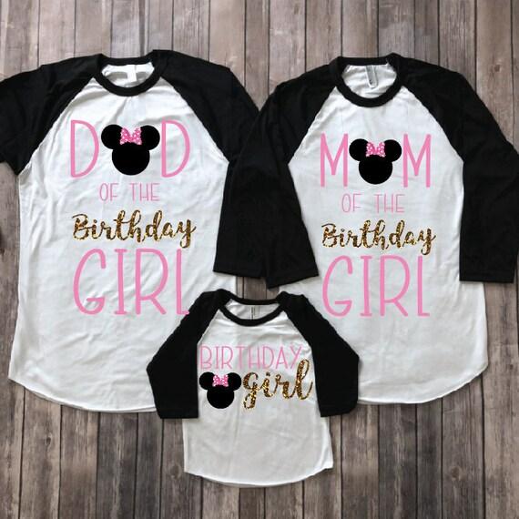 Minnie Birthday Shirts Disney Birthday Shirt Add Any Name Any Age Minnie Shirt Visit Our Shop Minnie Mouse Birthday Shirt Family Matching Shirts Tops Tees Clothing Femsa Com