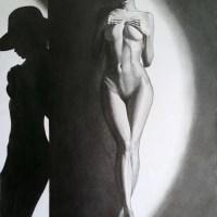 scalza e nuda