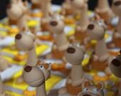 Kangaroos Australia theme candy boxes