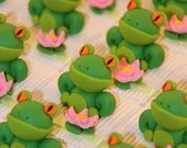 Frogs nature theme candy boxes