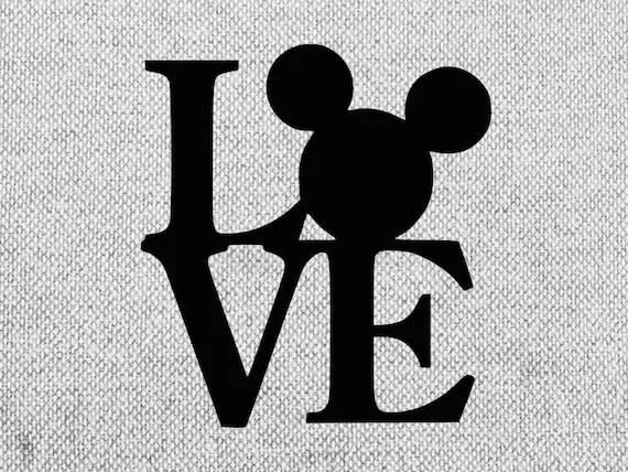 Download Love Disney svg disney svg disney clipart mickey mouse svg ...