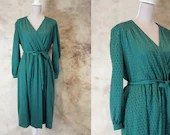 80s Mod Dress, Summer Wra...