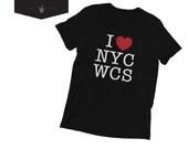 I Love West Coast Swing; I love NYC WCS, New York City Dance Tee | Swing Swag Shop