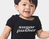 Sugar Pusher Baby one piece Infant Bodysuit | Swing Swag Baby Shower Dance Gift